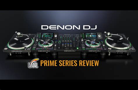 dj prime denon dj prime series review on the rise dj academy