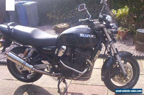 Suzuki Inazuma For Sale 1999 Suzuki Gsx750x For Sale In The United Kingdom