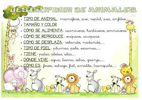 imagenes animales para describir cabecitas pensantes en acci 243 n describir animales