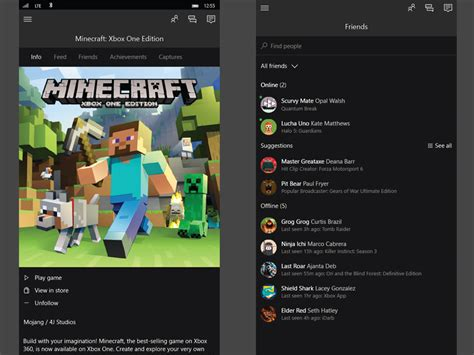new app for android android and ios finally a proper xbox app