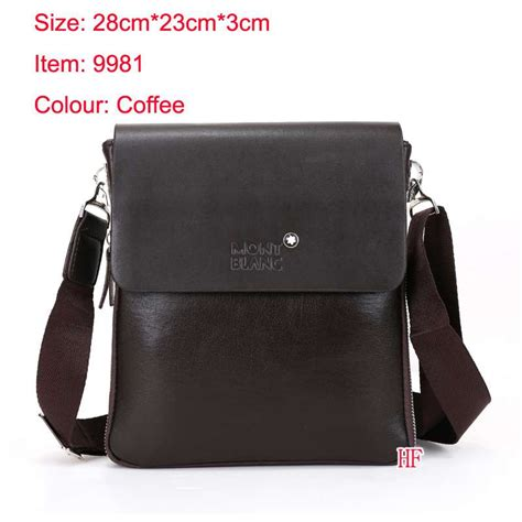 Mont Blanc Handbag 7302 Pdrefd montblanc s messenger bags in 452577 for 34 00 wholesale replica montblanc messenger bags