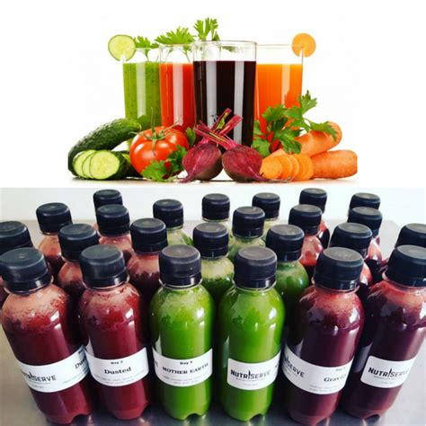 Why Juice Detox by Detox Juice Kits The Why What How And Results You Can
