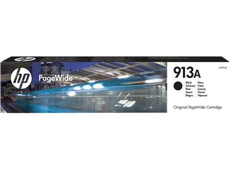 Hp 913a Schwarz Original Pagewide Druckerpatrone Hp Store De
