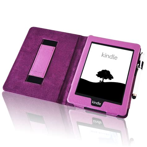 kindle paperwhite fundas leather smart cover for kindle