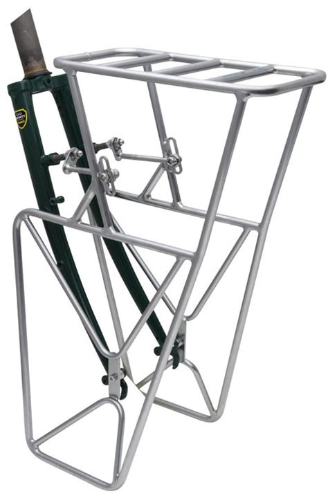 Front Bike Pannier Rack by Nitto F25 Front Pannier Bicycle Rack