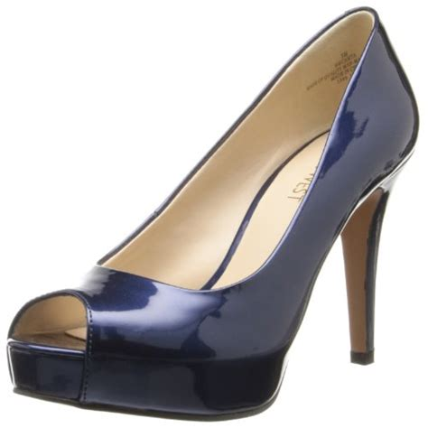 On Our Radar The At Nine West by Nine West S Camya Synthetic Dress Blue 11 M