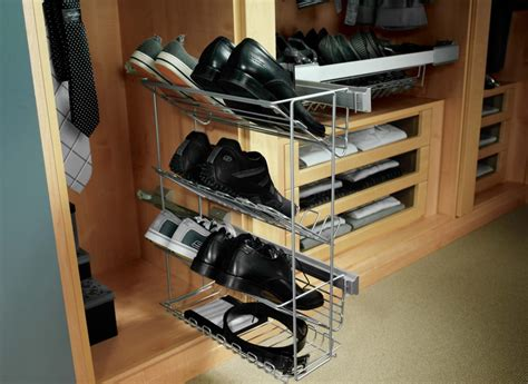 bespoke shoe storage strachan fitted wardrobes the inside story strachan