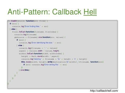 design pattern node js node js patterns for discerning developers