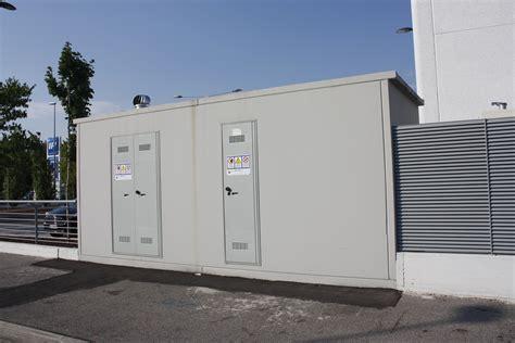cabine elettriche cabine elettriche a pannelli progettazione realizzazione