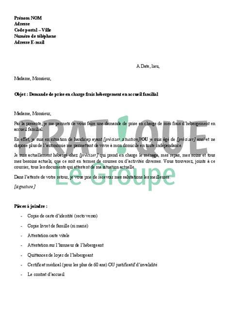Lettre De Demande De Visa Regroupement Familial application letter sle modele de lettre de demande d