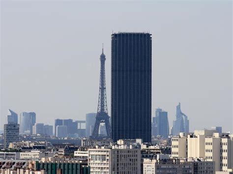 bureau tour montparnasse la tour montparnasse a 40 ans