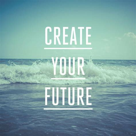 create your own future answer these 7 questions
