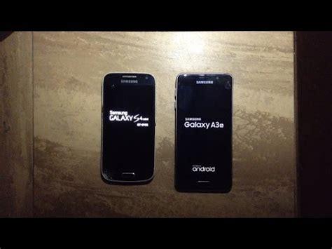 Hp Samsung A3 Mini samsung galaxy a3 2016 vs samsung galaxy s4 mini which