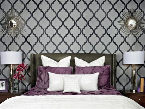 grey and white bedroom wallpaper beautiful bedrooms 15 shades of gray bedroom decorating