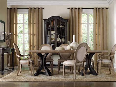 hooker dining room sets hooker furniture corsica dining room set hoo528075216set