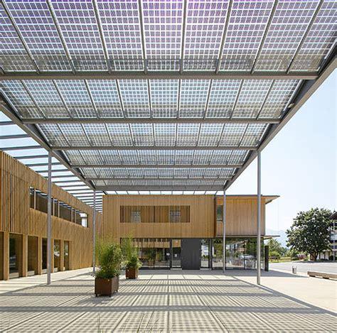tettoia fotovoltaica cosa sono gli impianti fotovoltaici integrati