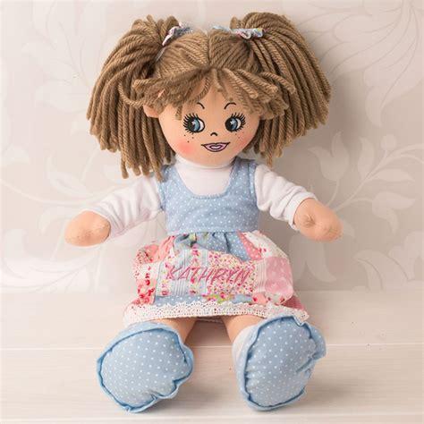 personalised rag doll uk personalised ella rag doll gettingpersonal co uk