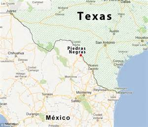where is eagle pass texas on a map mexico prison escape more than 130 inmates out of in piedras negras bordering texas