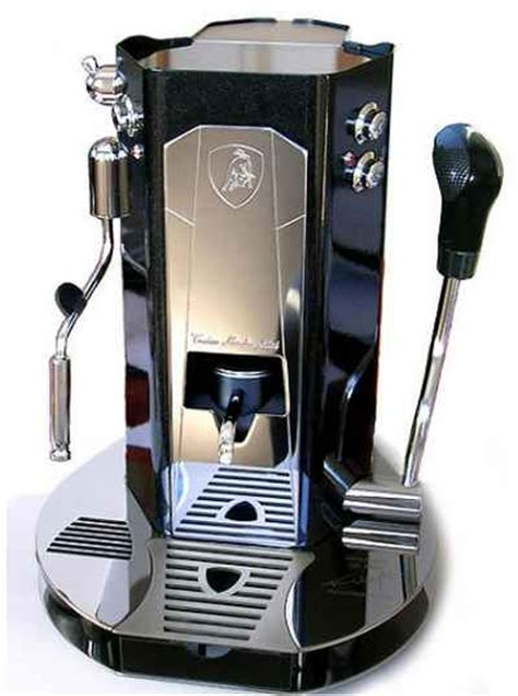 Lamborghini Maker Top 5 Most Expensive Coffee Makers In The World Most Costly