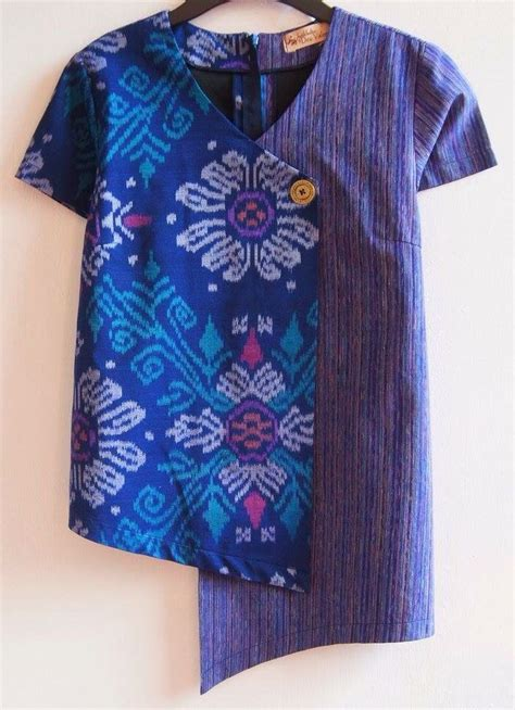 Hem Batik Brukat 722 best images about moda de gorditas on peplum tops papell and sheath