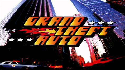 theme song z cars grand theft auto i theme song 1997 youtube