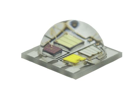 high power led lens semileds introduces 10w integrated rgbw led m63 rgbw