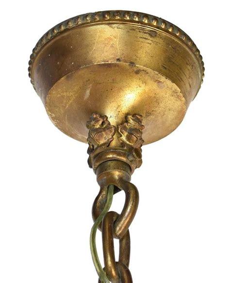 Early American Lighting Fixtures Cast Brass Early American Quetzalcoatl Light Fixture For Sale At 1stdibs