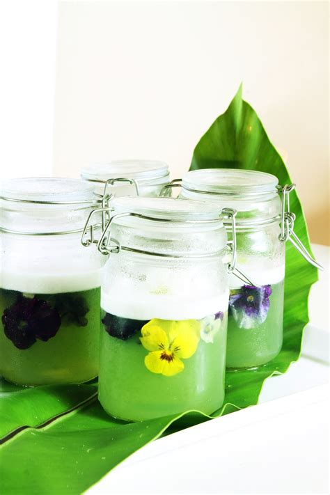 Glieta Perfume Jelly Made In Japan 12 recipes to make with edible flowers kuali