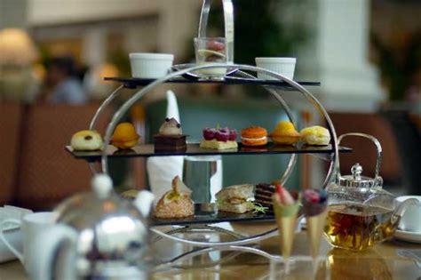 Tea Set Ayam Jago an asian food intercontinental singapore hotel macaron magazine