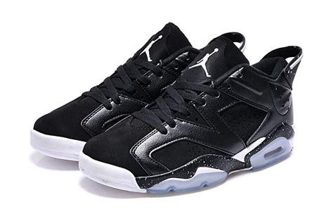 jordans shoes for sale air 6 low gs black oreo shoes for sale