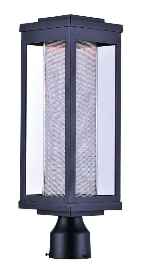outdoor post mount lights salon led 1 light outdoor post outdoor pole post mount