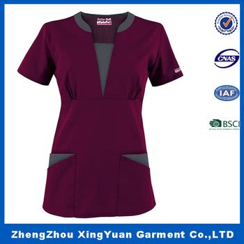 Seragam Home Care surgical scrubs clinic