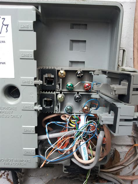 outside telephone box wiring diagram 28 images outside