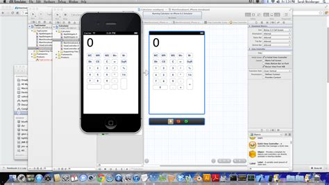 email format xcode xcode simulator iphone messes up display stack overflow