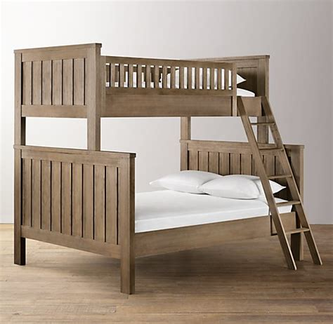 full twin bunk bed kenwood twin over full bunk bed