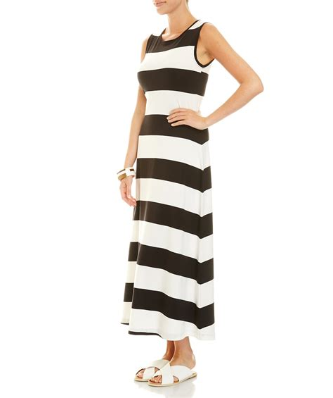 Maxi Stripe stripe maxi dress sportscraft
