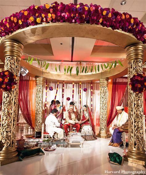 home decor ideas for indian wedding majestic indian wedding ceremony by harvard photography