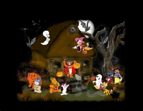 desktop themes movies halloween wallpaper backgrounds disney halloween