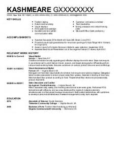 J C Resumes by Service Lead Expert Resume Example Jc Penney San