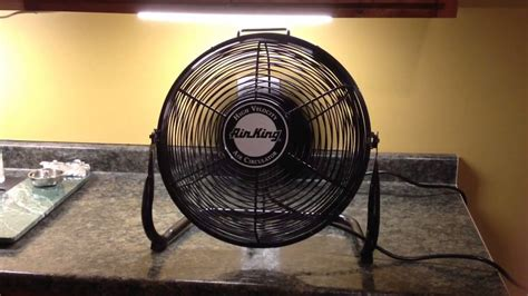 air king high velocity fan air king 14 quot high velocity air circulator