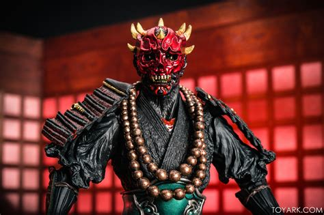 Bandai Realization Wars Sohei Darth Maul sohei darth maul wars realization photo shoot