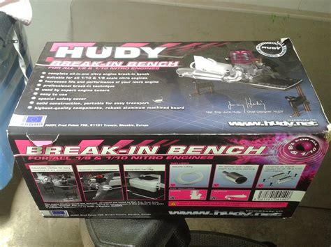 hudy break in bench hudy break in bench and setup tools for sale r c tech