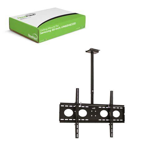 60 Inch Tv Ceiling Mount ceiling mount samsung 60 inch smart led tv bracket 360