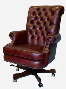 Desk Chair Leather Large Genuine Leather Executive Office Desk Chair Ebay