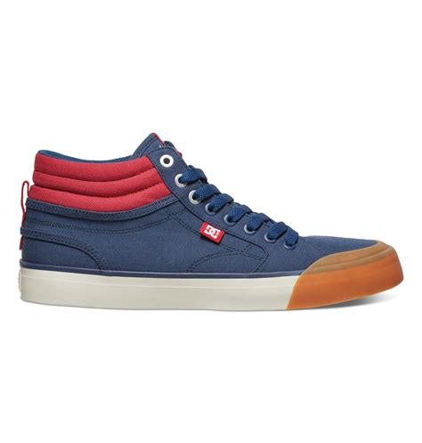 Dc Mens Evan Smith Hi Shoe dc shoes evan smith hi high top shoes for adys300246