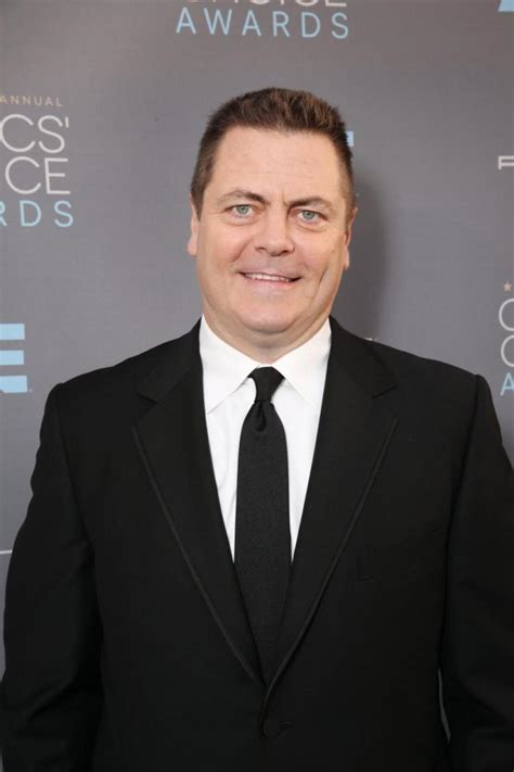 nick offerman news dunces creators fine tuning play for broadway run ny