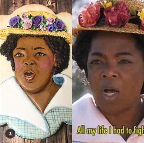 oprah the color purple the color purple oprah winfrey as sofia cookie connection
