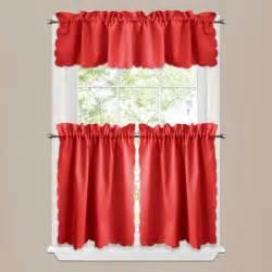 red modern kitchen curtains quicua com
