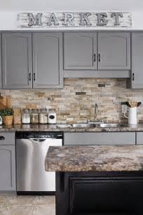 ideas to paint kitchen cabinets 25 best ideas about grey cabinets on grey