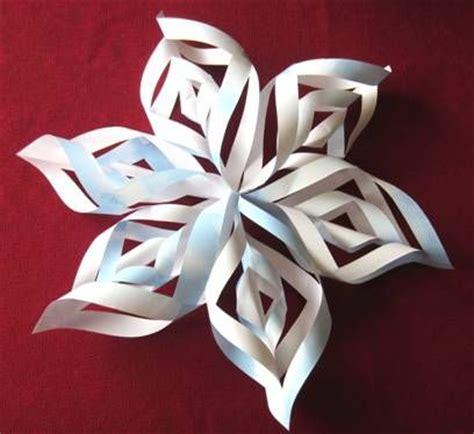 3d Snowflakes Paper Craft - best 20 3d snowflakes ideas on 3d paper
